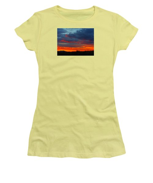 Another Masterpiece Created By The Hand Of Our Creator. Women's T-Shirt (Athletic Fit)