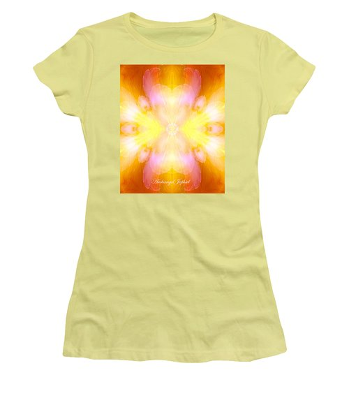 Archangel Jophiel Women's T-Shirt (Athletic Fit)