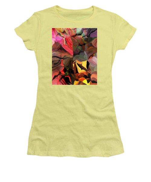 Arroyo  Women's T-Shirt (Junior Cut) by David Lane