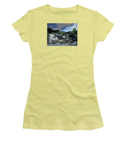 Badger Island Women's T-Shirt (Athletic Fit)