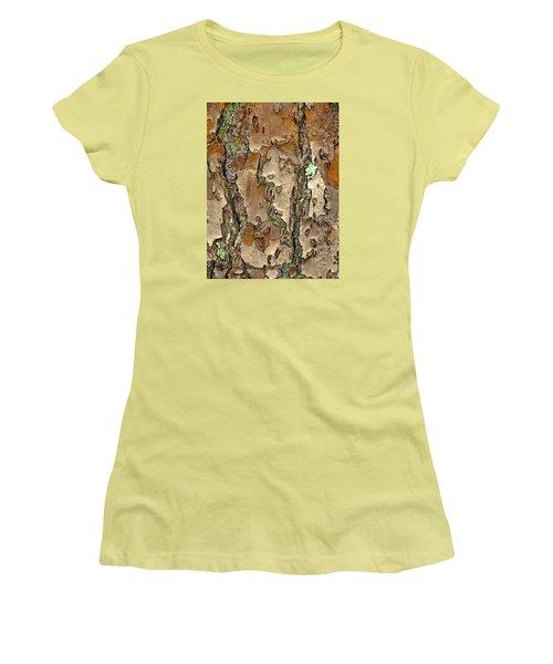 Barkreation Women's T-Shirt (Junior Cut) by Lynda Lehmann