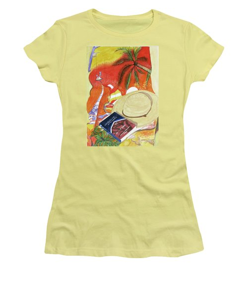 Beach Day Women's T-Shirt (Junior Cut)