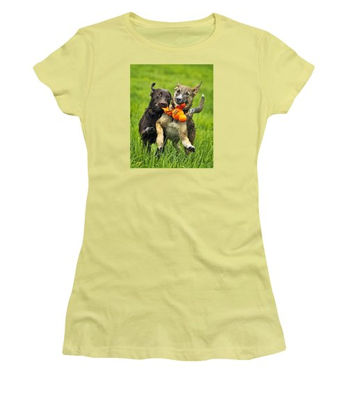 Best Friends 2011 Women's T-Shirt (Junior Cut) by Joan Davis