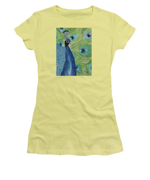 Boldly Beautiful Women's T-Shirt (Junior Cut) by Patricia Olson