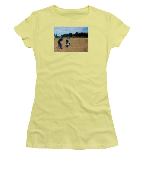 Boys Of Summer Women's T-Shirt (Athletic Fit)