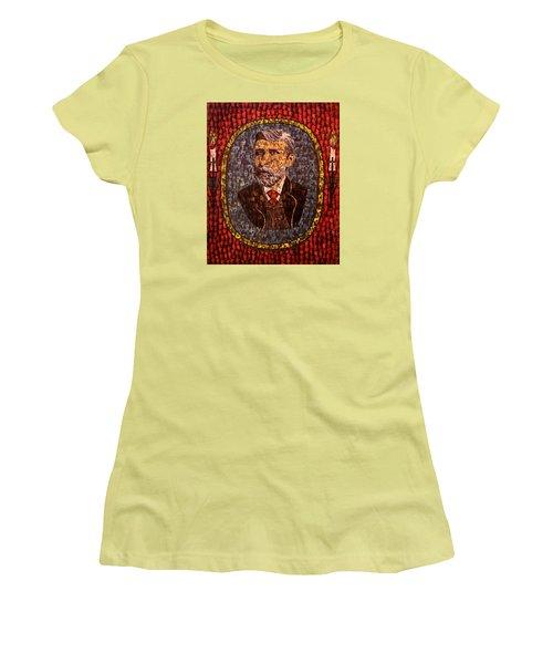 Bram Stoker Women's T-Shirt (Athletic Fit)