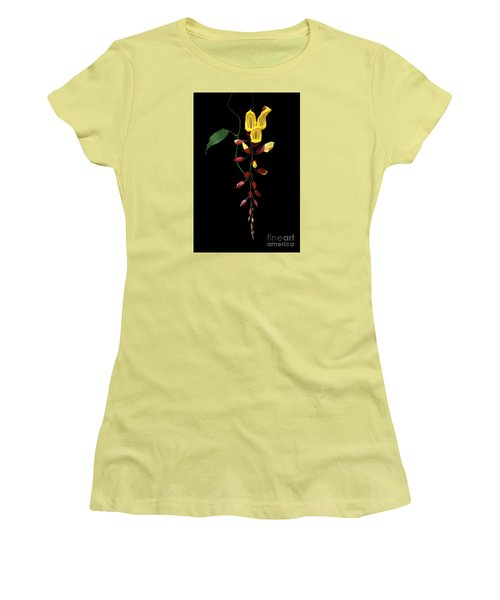 Brick And Butter Vine Women's T-Shirt (Athletic Fit)