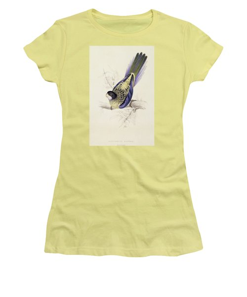 Browns Parakeet Women's T-Shirt (Athletic Fit)