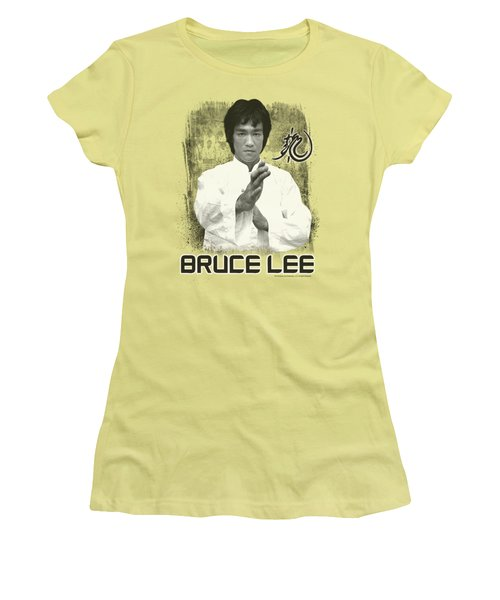 Bruce Lee - Concentrate Women's T-Shirt (Athletic Fit)
