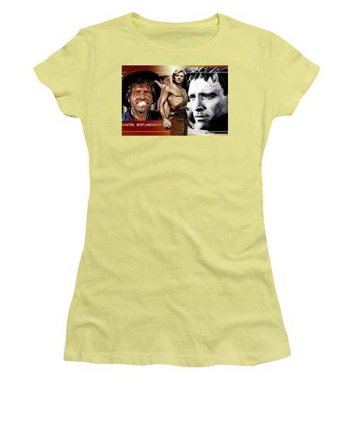 Women's T-Shirt (Junior Cut) featuring the digital art Burt by Hartmut Jager