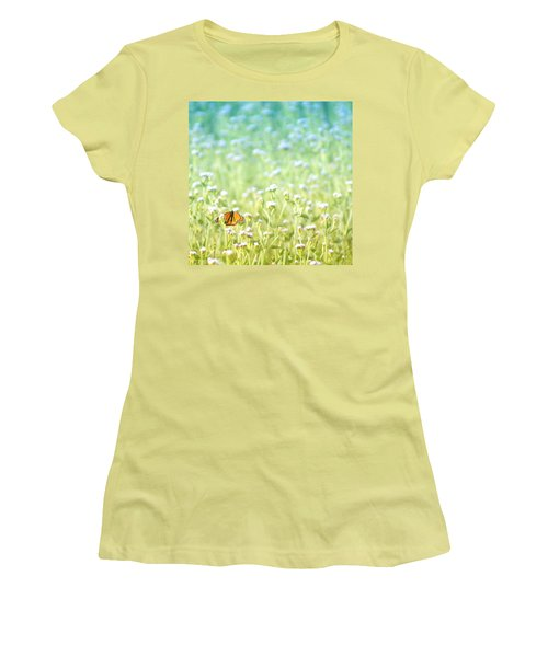 Butterfly Dreams Women's T-Shirt (Athletic Fit)