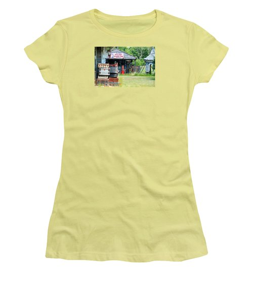 Bygone Women's T-Shirt (Athletic Fit)