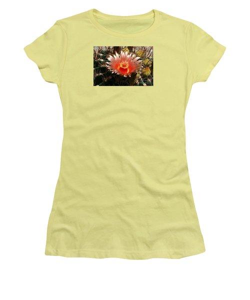 Cactus Volcano #2 Women's T-Shirt (Junior Cut)
