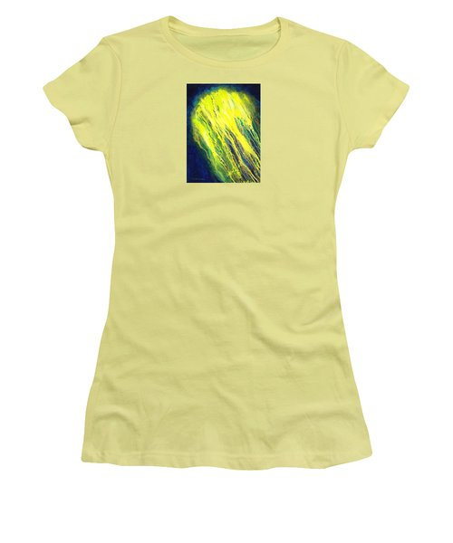Canopus Women's T-Shirt (Junior Cut) by Lynda Hoffman-Snodgrass