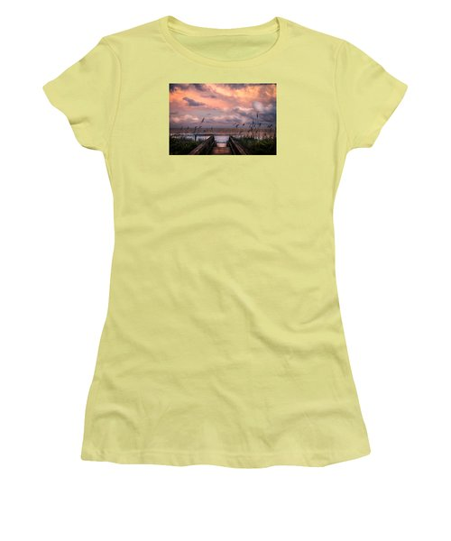 Carolina Dreams Women's T-Shirt (Junior Cut)