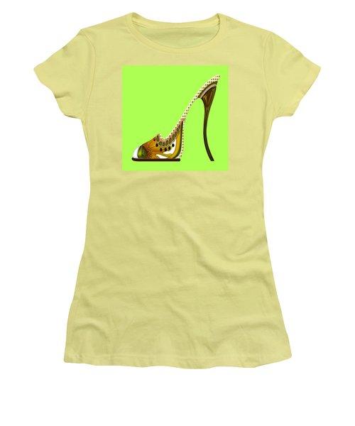 Citrus Wiggle Women's T-Shirt (Athletic Fit)