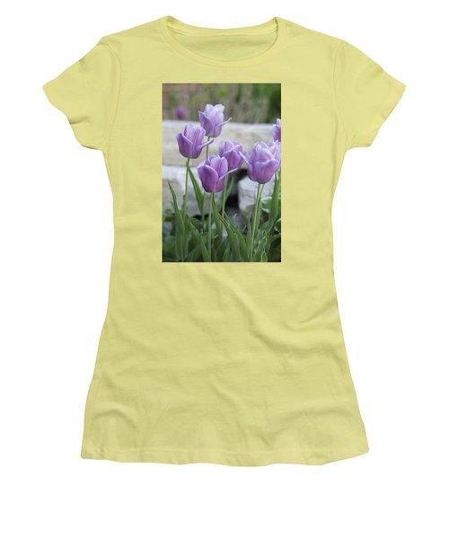 City Dreams Women's T-Shirt (Junior Cut) by Miguel Winterpacht