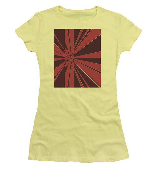 Civilities Women's T-Shirt (Junior Cut) by Judi Suni Hall