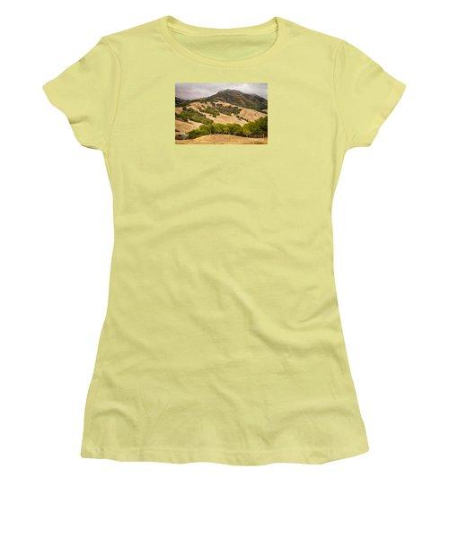 Coast Hills Women's T-Shirt (Athletic Fit)