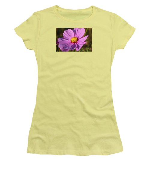 Cosmos Love Women's T-Shirt (Junior Cut) by Julie Andel