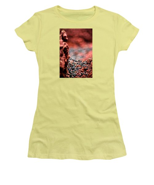Craters Of The Moon 1 Women's T-Shirt (Athletic Fit)