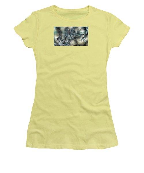Crystal Heaven Women's T-Shirt (Junior Cut) by Steven Richardson