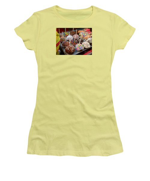 Cupcakes Galore Women's T-Shirt (Athletic Fit)