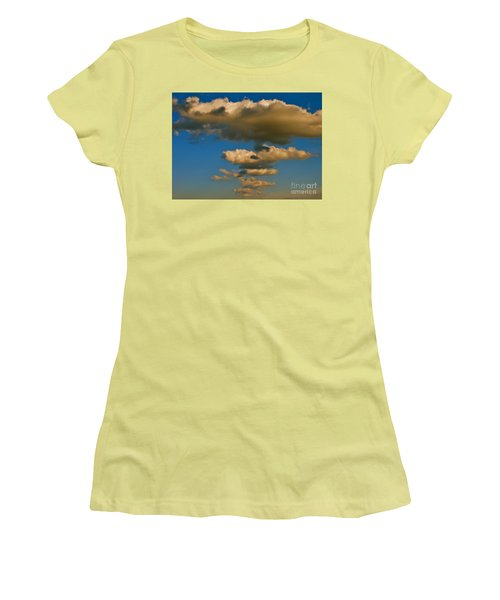 Dali-like Women's T-Shirt (Athletic Fit)