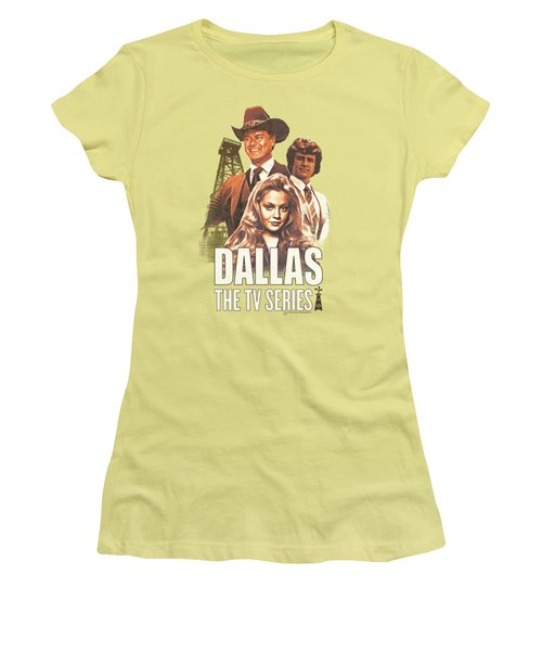 Dallas - Group Women's T-Shirt (Athletic Fit)
