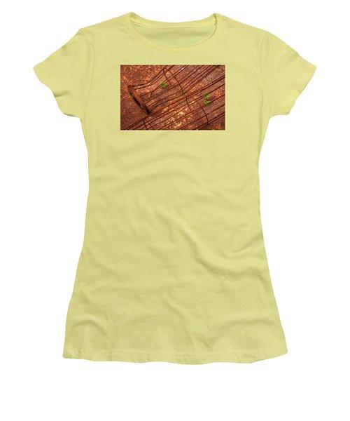Persistence Women's T-Shirt (Junior Cut)