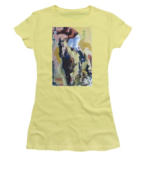 Derby Dwellers Women's T-Shirt (Athletic Fit)