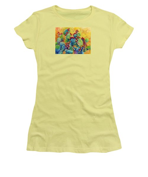 Desert Gems Women's T-Shirt (Athletic Fit)