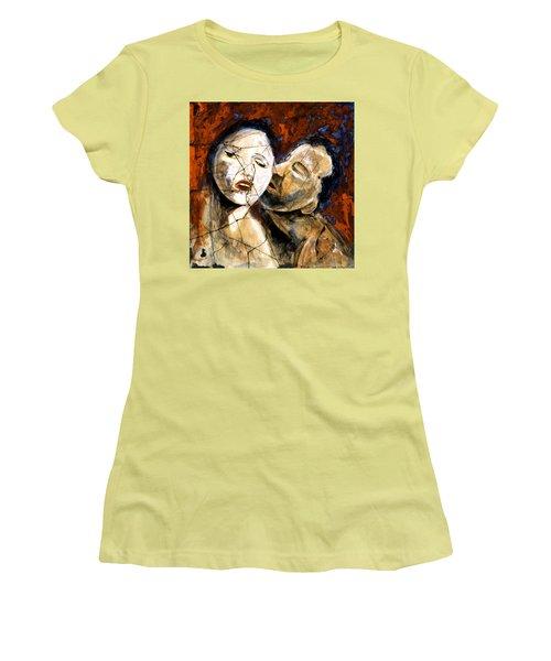 Desire - Study No. 2 Women's T-Shirt (Athletic Fit)