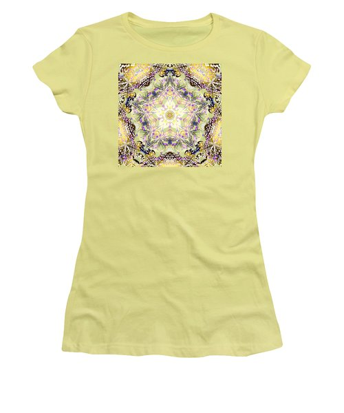 Digmandala Simha Women's T-Shirt (Athletic Fit)