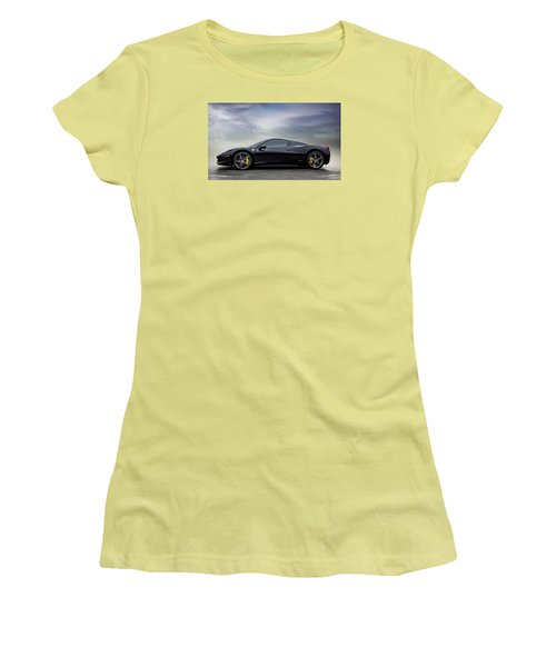 Dream #458 Women's T-Shirt (Athletic Fit)