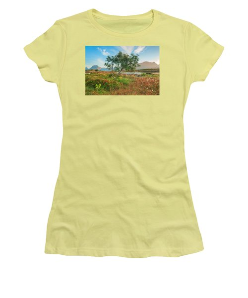 Dreamlike Women's T-Shirt (Athletic Fit)