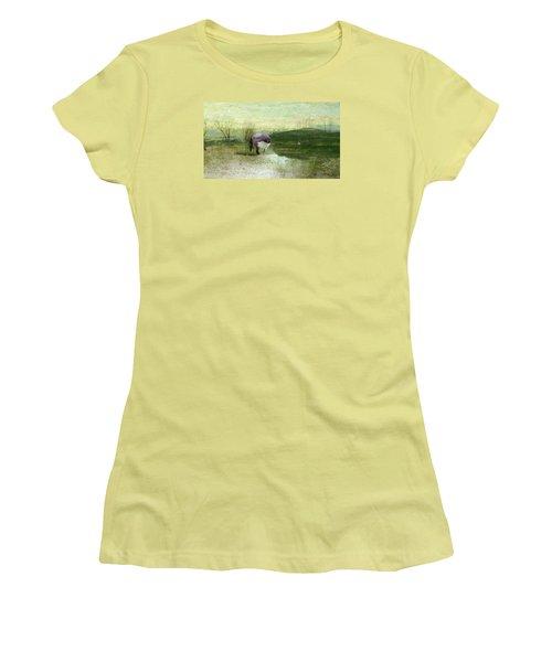 Drifter Women's T-Shirt (Athletic Fit)