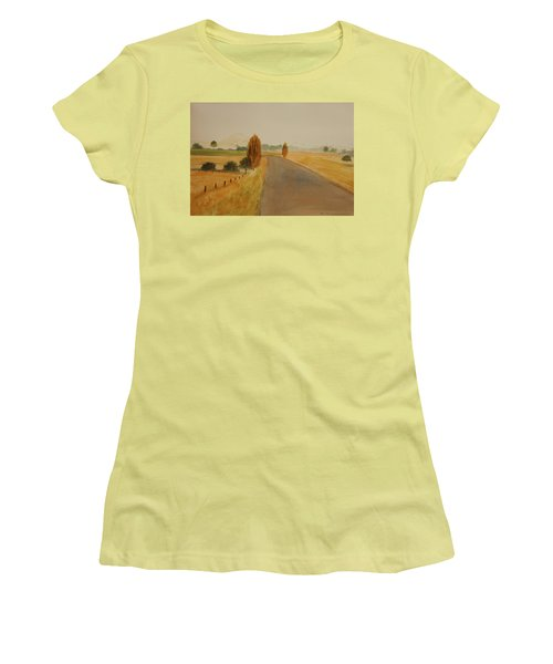 Dungog Area Nsw Australia Women's T-Shirt (Athletic Fit)