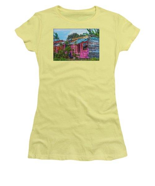El Supermercado Women's T-Shirt (Junior Cut)