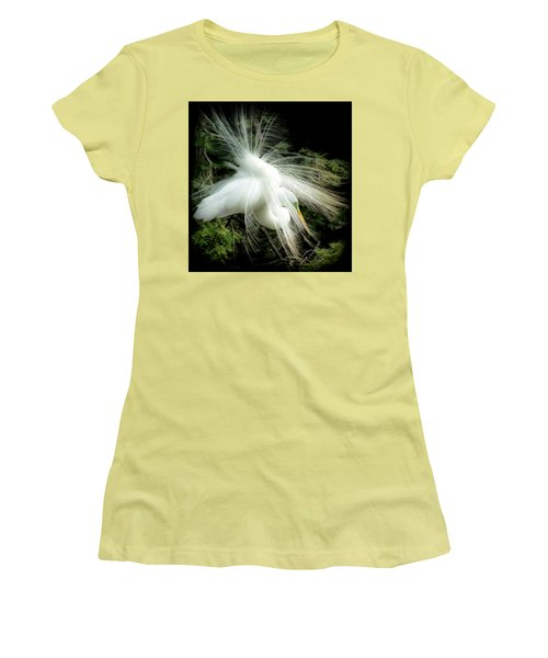Elegance Of Creation Women's T-Shirt (Junior Cut)