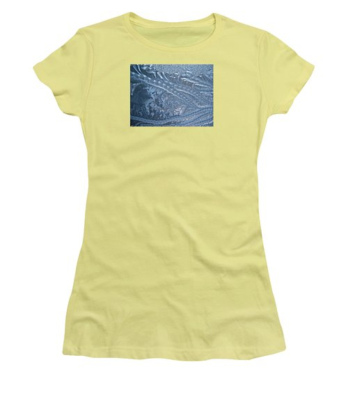 Elegant Blues Women's T-Shirt (Junior Cut) by Joy Nichols