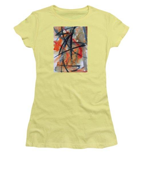 Elements Of Design Women's T-Shirt (Athletic Fit)
