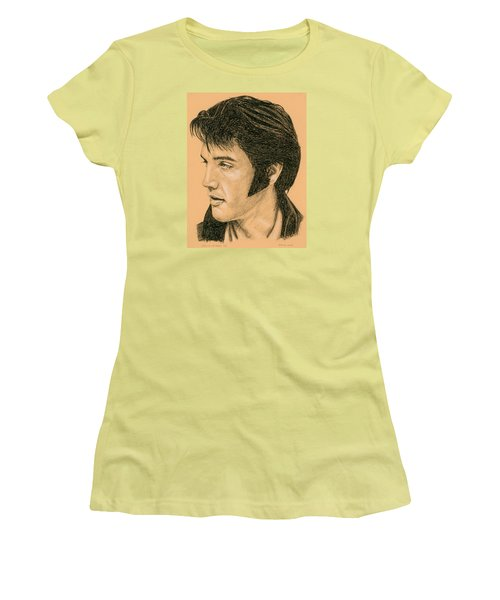 Elvis Las Vegas 69 Women's T-Shirt (Athletic Fit)