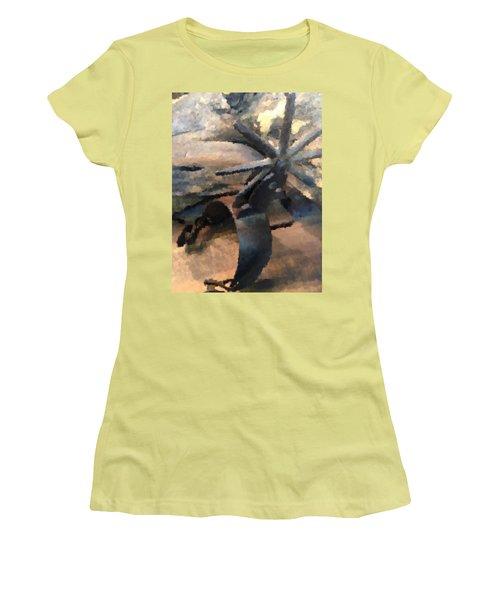 Equestrian Discipline Women's T-Shirt (Athletic Fit)