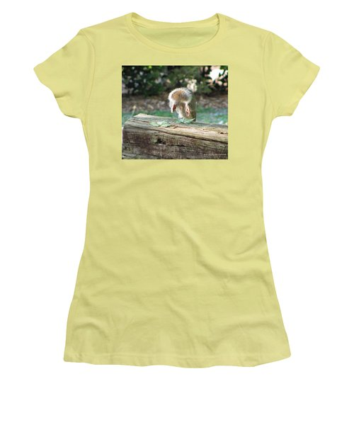 Escape Women's T-Shirt (Athletic Fit)