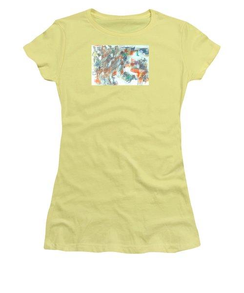 Express Graphic Women's T-Shirt (Junior Cut) by Esther Newman-Cohen