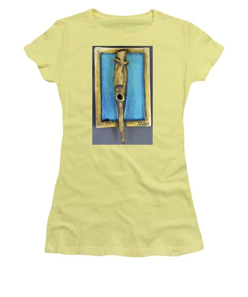 Faces #5 Women's T-Shirt (Junior Cut)