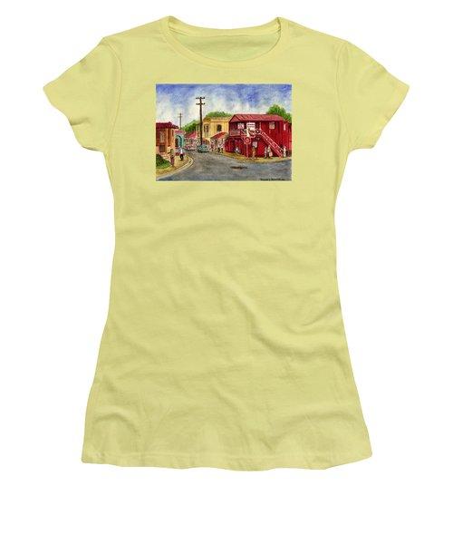 Fajardo Puerto Rico Women's T-Shirt (Athletic Fit)