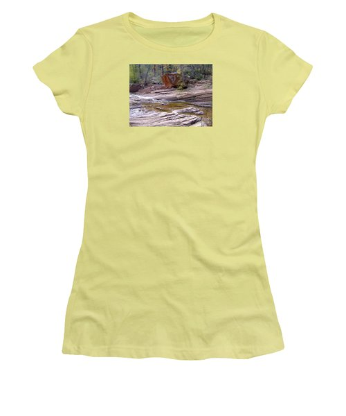 Fall Color 6419 Women's T-Shirt (Athletic Fit)