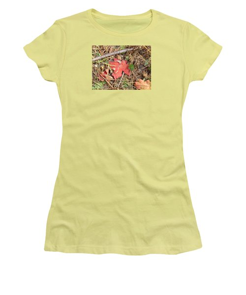 Fall Colors 6307 Women's T-Shirt (Athletic Fit)